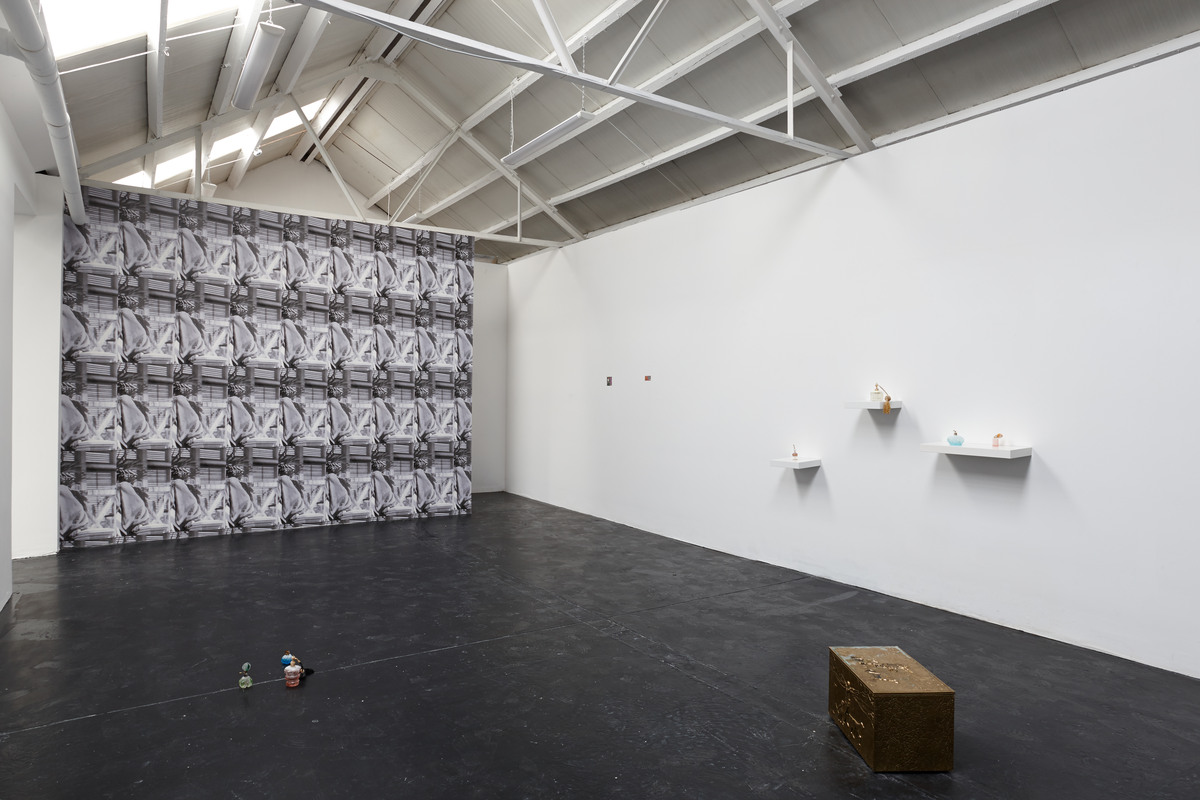 Siera Hyte - The sometimes hour - Ellis King - Installation View IV