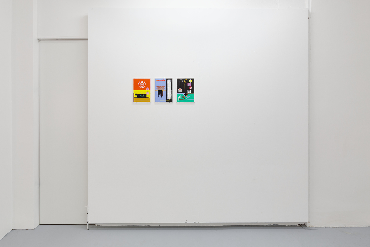 d. Kasper Bosmans Legend_ Sint Rombout + Vitiligo, 2016