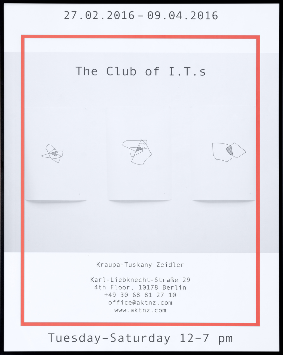30AL_The Club of I.T.s Poster