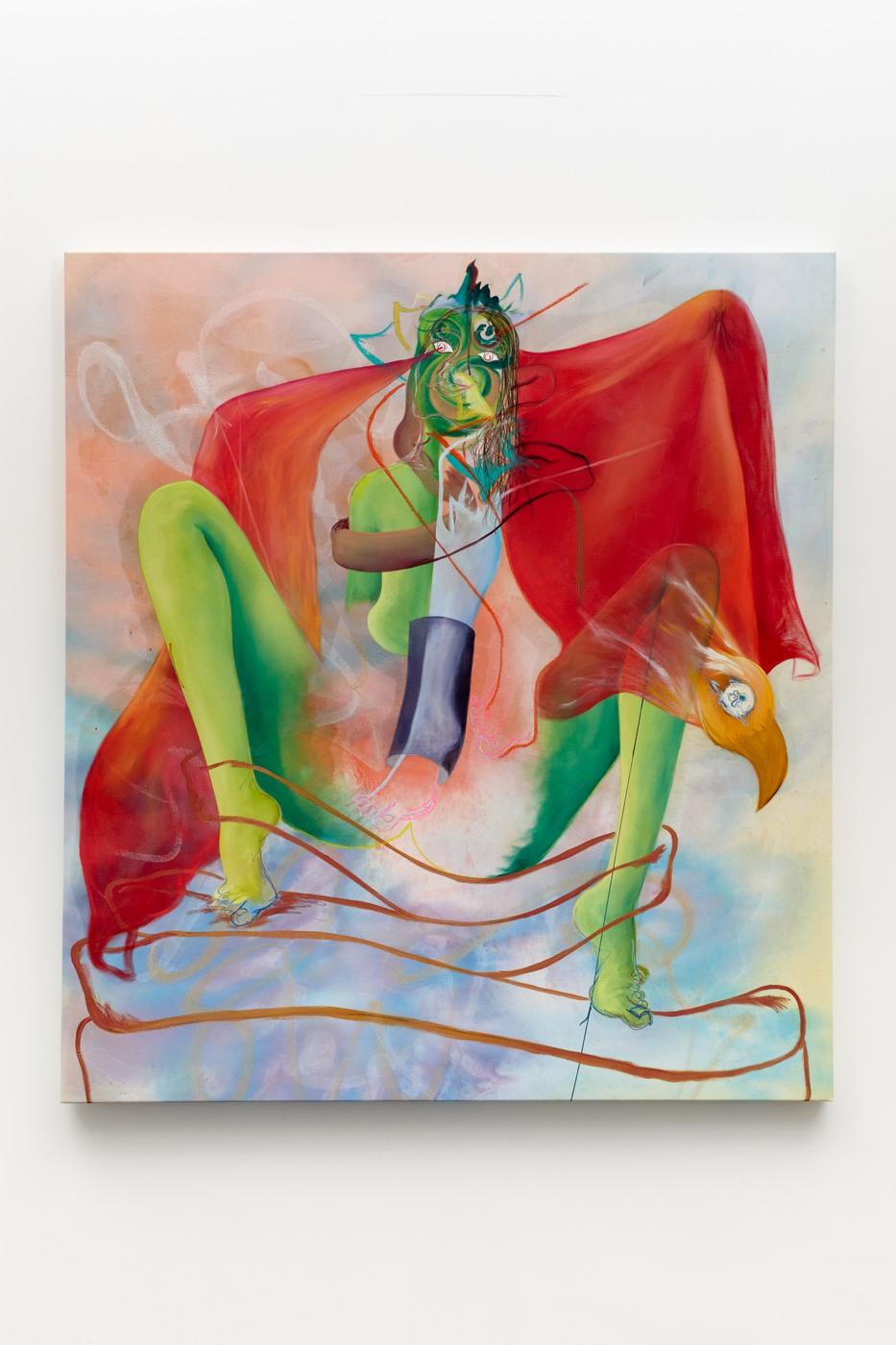 04. Nora Berman - Piped Woman, 2016