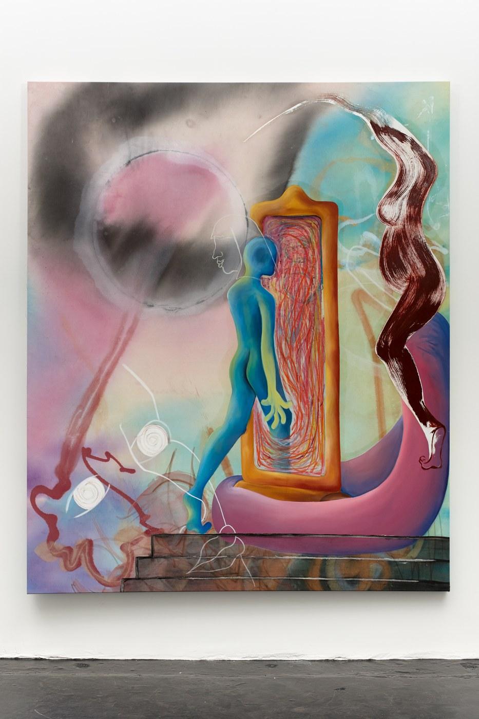15. Nora Berman - Your Mirror, 2016