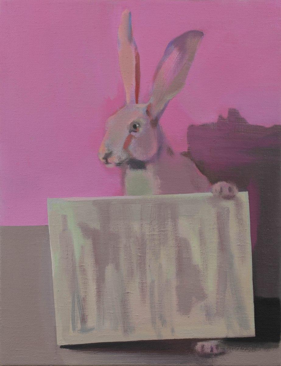 SVIT_Jan Merta_Projekt (A Project)_2016_olej na plátně_65 x 50 cm