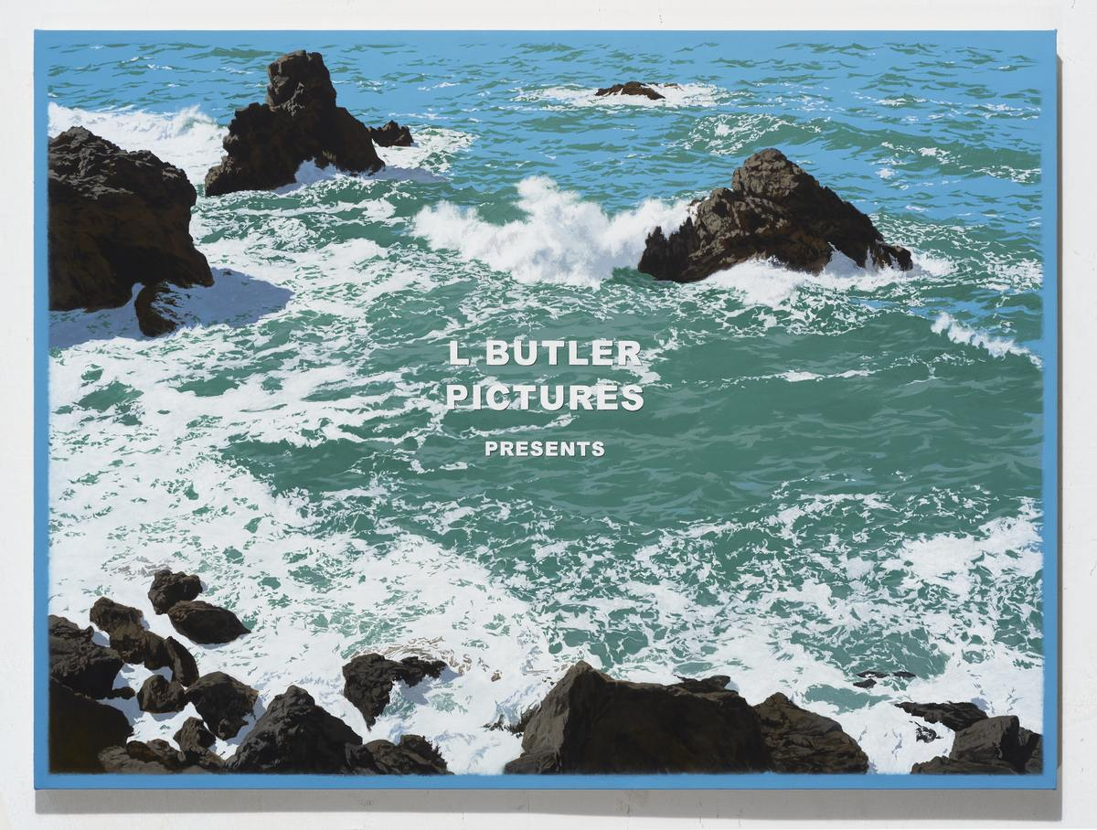 Butler_L Butler Pictures Presents an L Butler Picture, 2015 (left)_54 x 116 inches total_LB00076PNT_TIFF