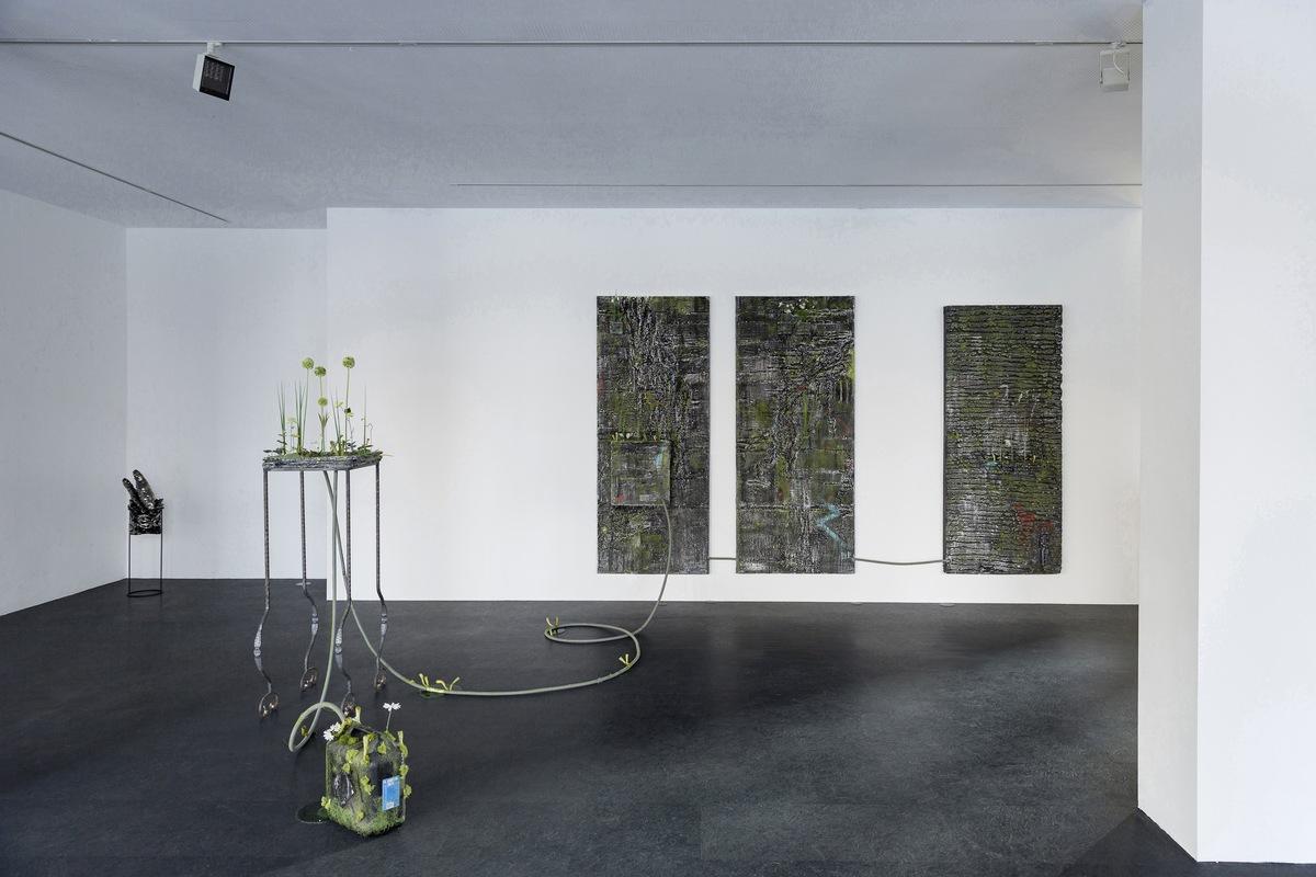 1_installation view_Picknick am Wegesrand_Dortmunder Kunstverein 2016_Foto Roland Baege