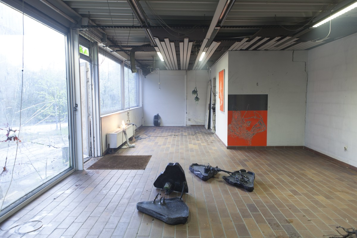 21 - Antoine Renard - Diesel project space