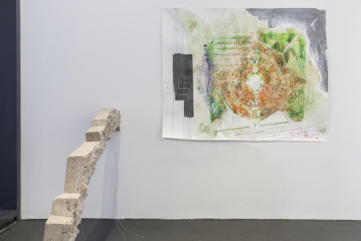 27_installation view_Picknick am Wegesrand_Dortmunder Kunstverein 2016_Foto Roland Baege