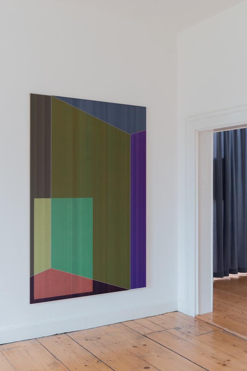Jonas Weichsel im Gaestezimmer at Kunstverein Braunschweig