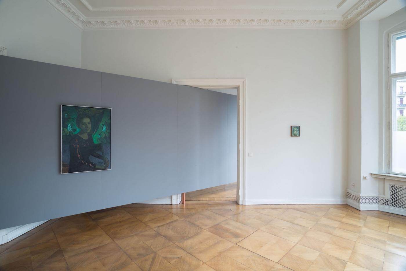 Victor Man Galerie Neu 2016_10