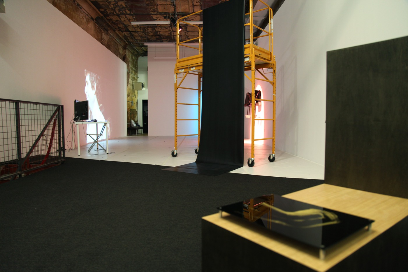 28 -Installation view