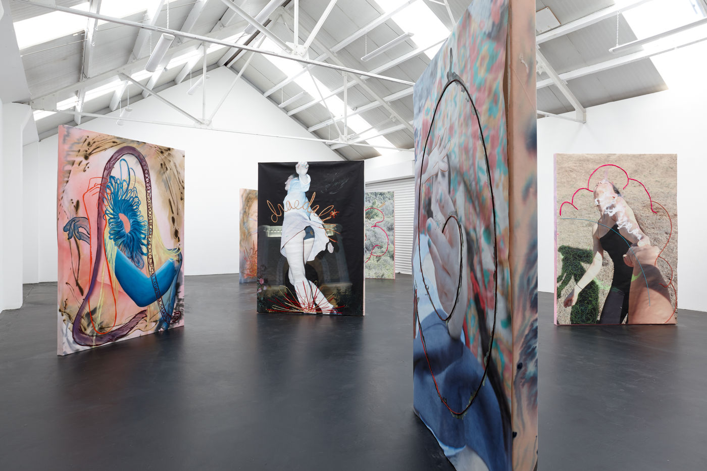 03. Nora Berman - Charm - Installation View III