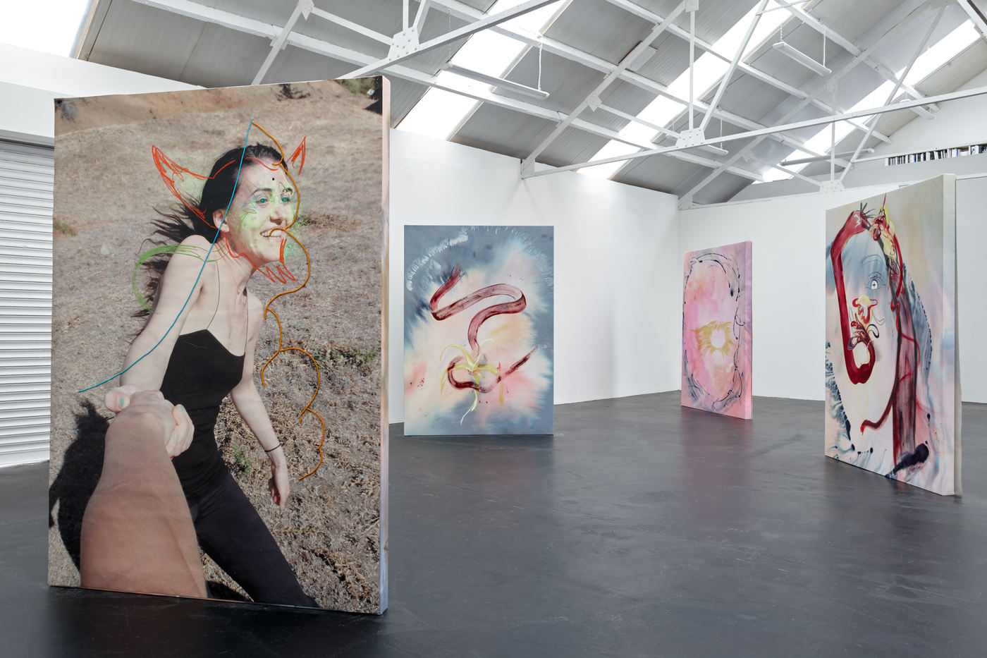 10. Nora Berman - Charm - Installation View X