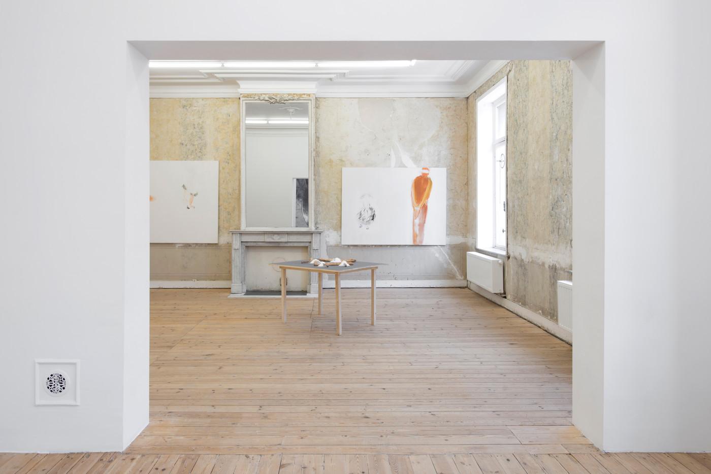 Dans un monde Magnifique et Furieux, exhibition view(1)