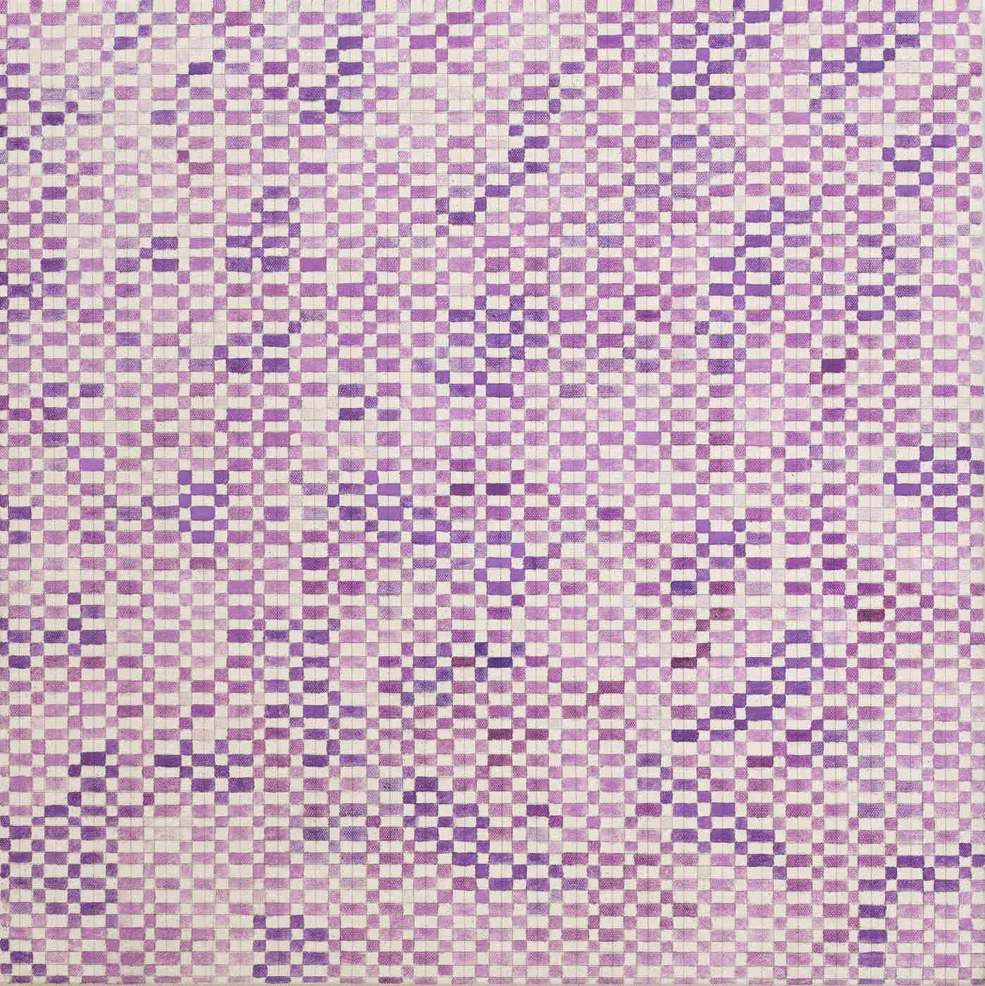 Lavendar Grid