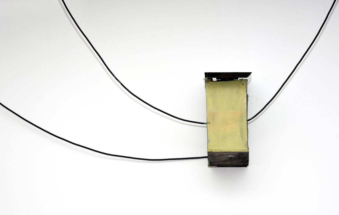 Fritz Bornstück, Vogelhaus Jazz III, 2016, installation view at Grimmuseum (3)