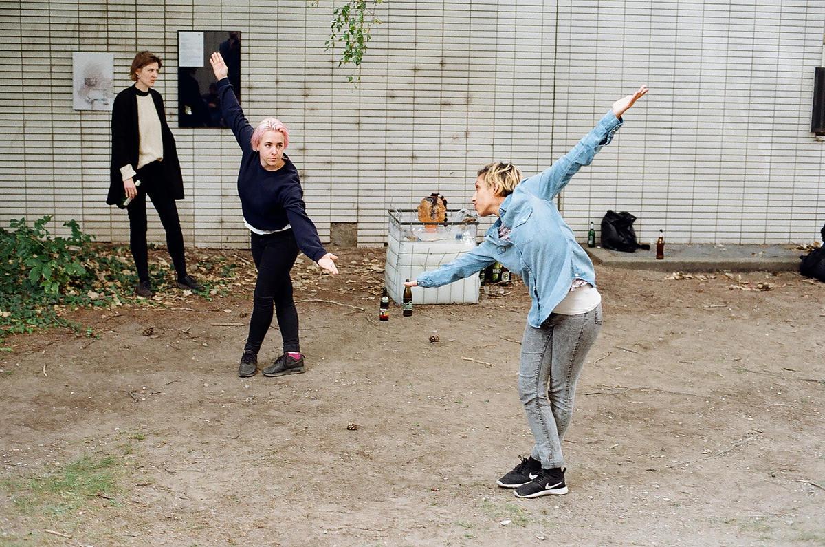 Selina Grüter & Michèle Graf 2