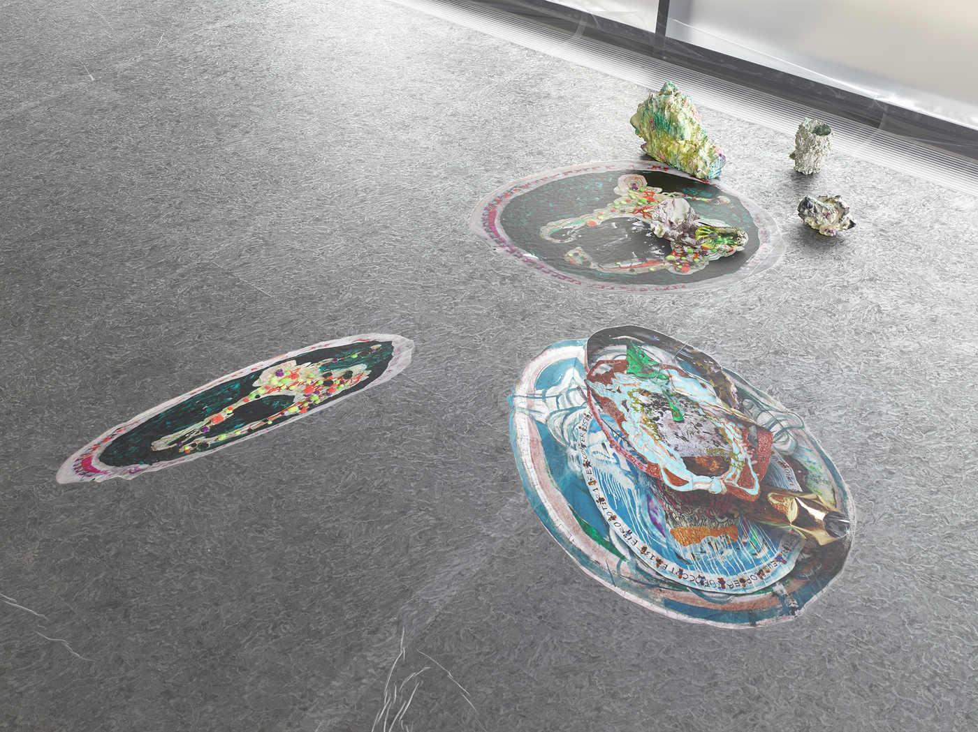 8_Dortmunder Kunstverein_Sam Keogh EUROCOPTER EC135_Photo Simon Vogel