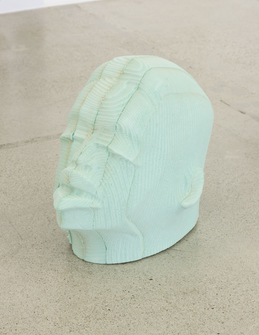 Harrison_Post-Chronology Series, Head #1, 2015_18 x 12 x 13 inches_MAH00001ST_PRS