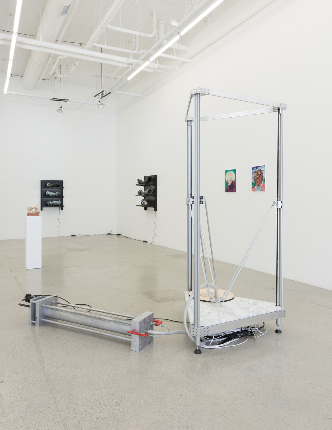 JSG_PoliticsOfPortraiture, 2016_installation view_PRS-11