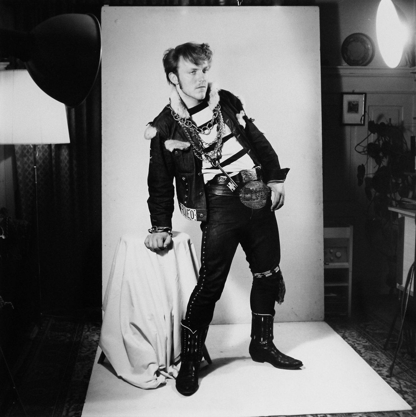 Karlheinz Weinberger - Romeo (Werner Berger) Boss Der Revenge Gang, Zurich, 1962