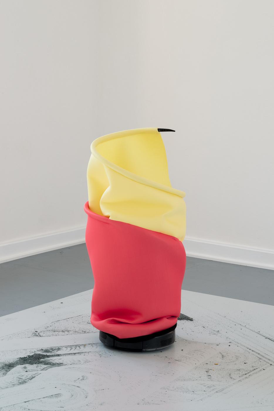 ProcessPerformancePresence_Duchovny Gerlach at Kunstverein Braunschweig 2