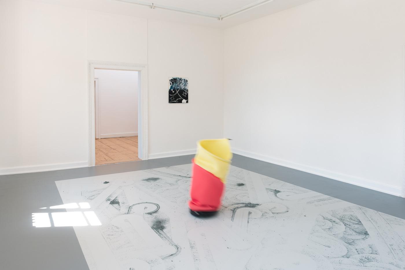 ProcessPerformancePresence_Duchovny Gerlach at Kunstverein Braunschweig