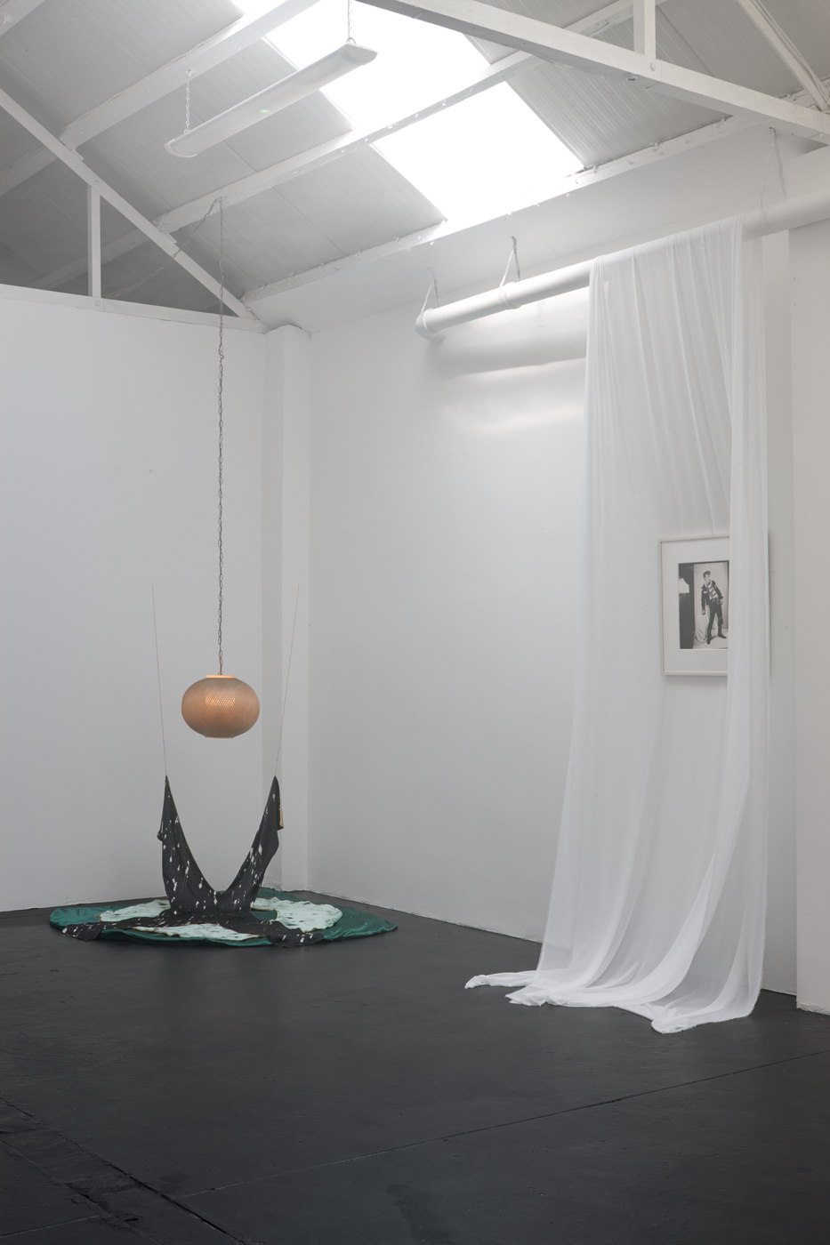 Take this Gum and Stick it - Installation View III