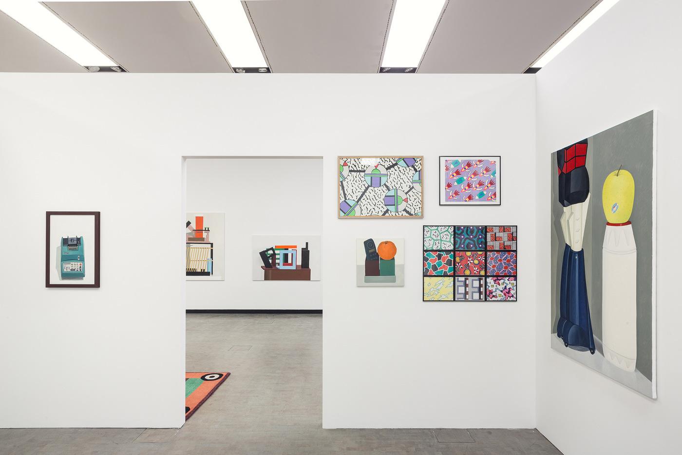 1_Ausstellungsansicht_Nathalie-Du-Pasquier_Delfino-Sisto-Legnani