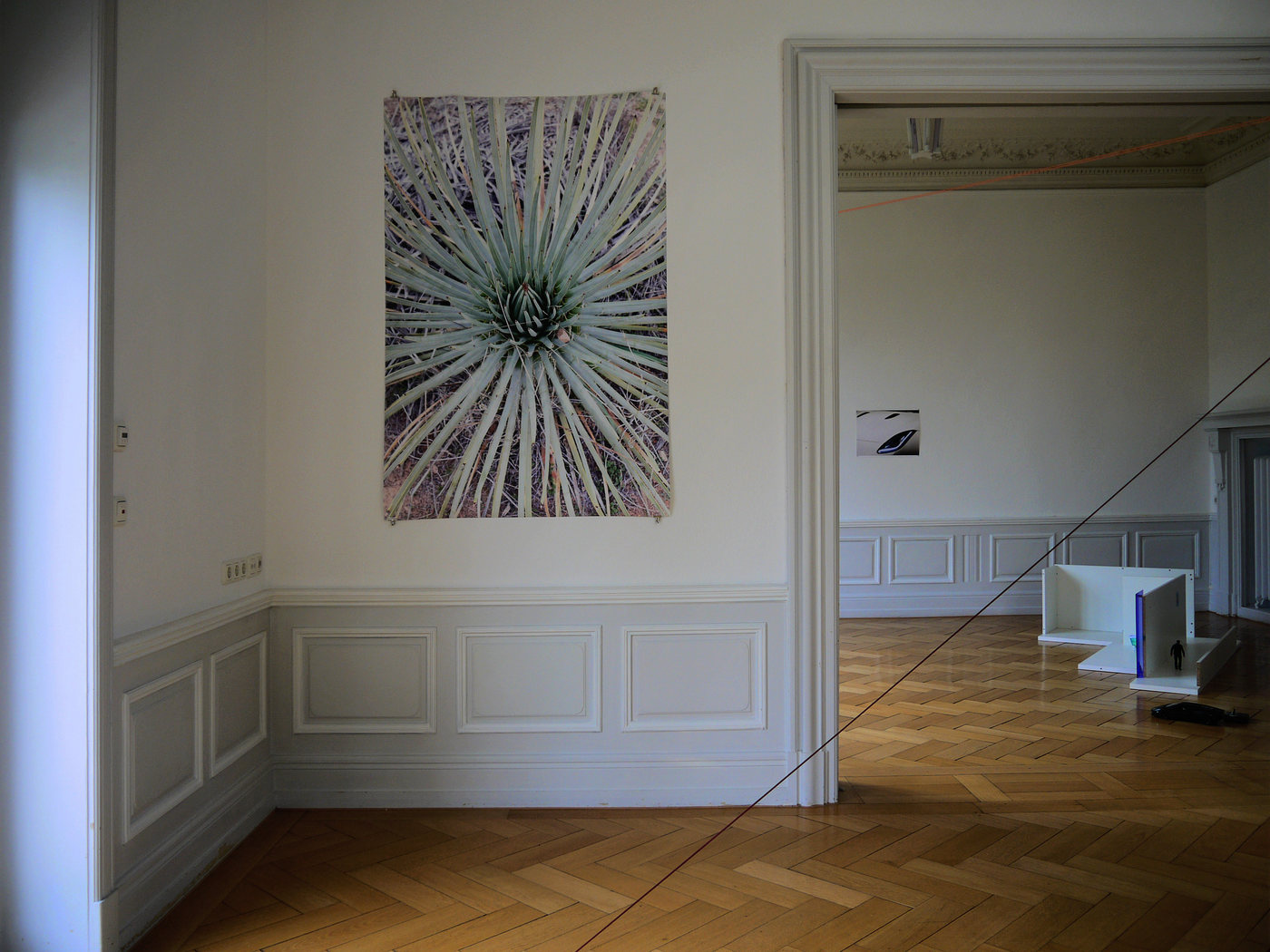 Salon Kennedy_PITFALLS_Benedikte Bjerre_Money over World_Frankfurt_Cultural Avenue_B