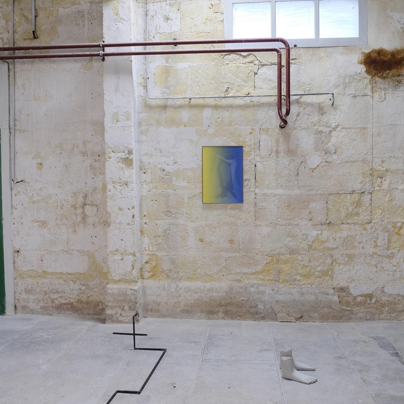 Vue de l'exposition Architropismes_ Les Moulins de Paillard 2016_© FF_02