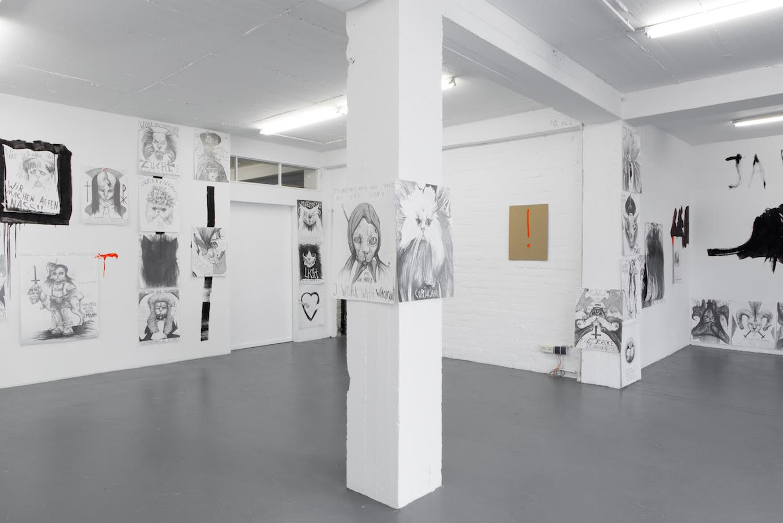 Installation View Thomas Palme PALM-CAT 666 9