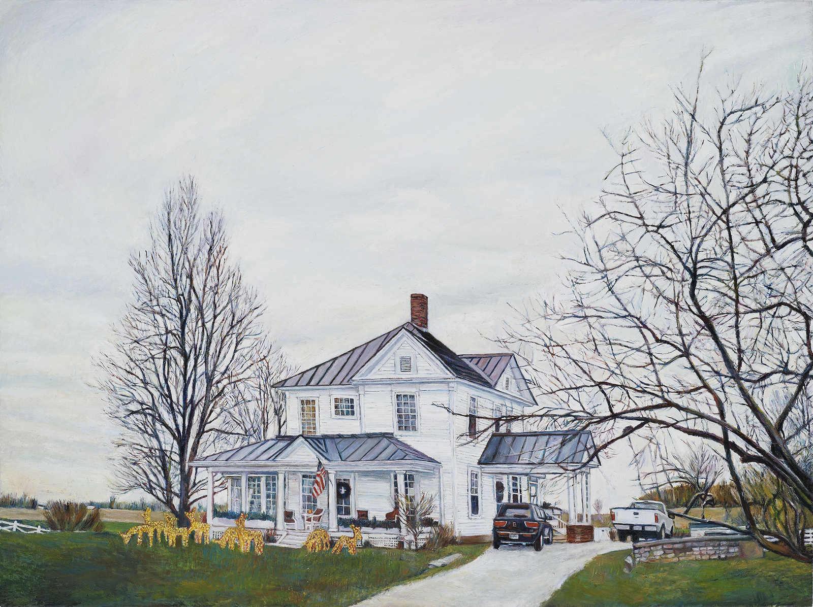 James Dean's Family Farmhouse