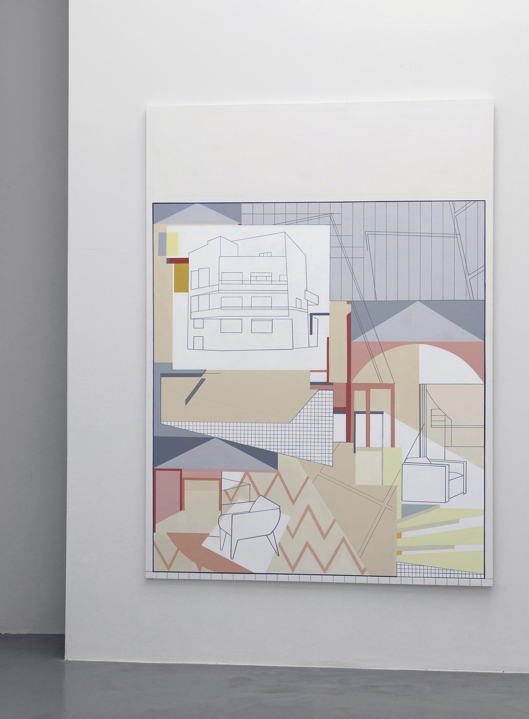4_installation_view_AE_Beige_Studio_2016_195x120cm_acryliconcanvas