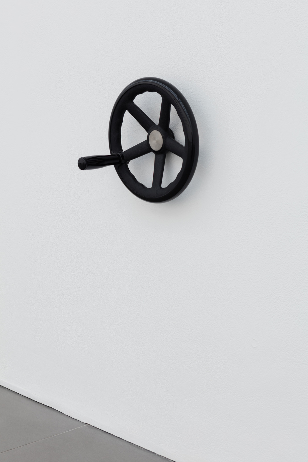 11.Aude Pariset. Petite SUV I, 2016, Plastic, cast iron, 25 ├ÿ x 16,6 cm