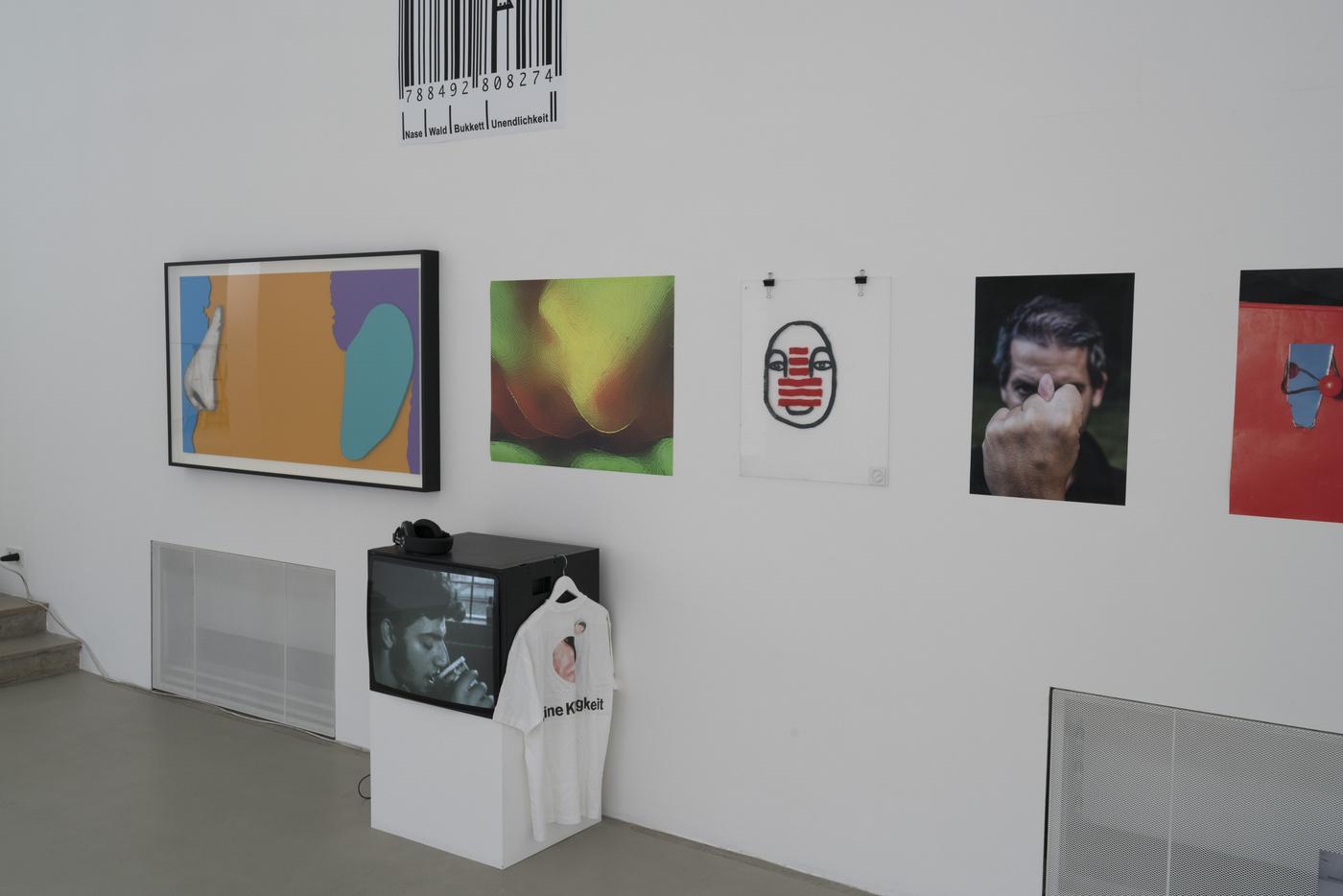 Darius Mikšys, Hayward & Tamayo, Exhibition View in Kunstverein München 2016 © Kunstverein München e.V.6