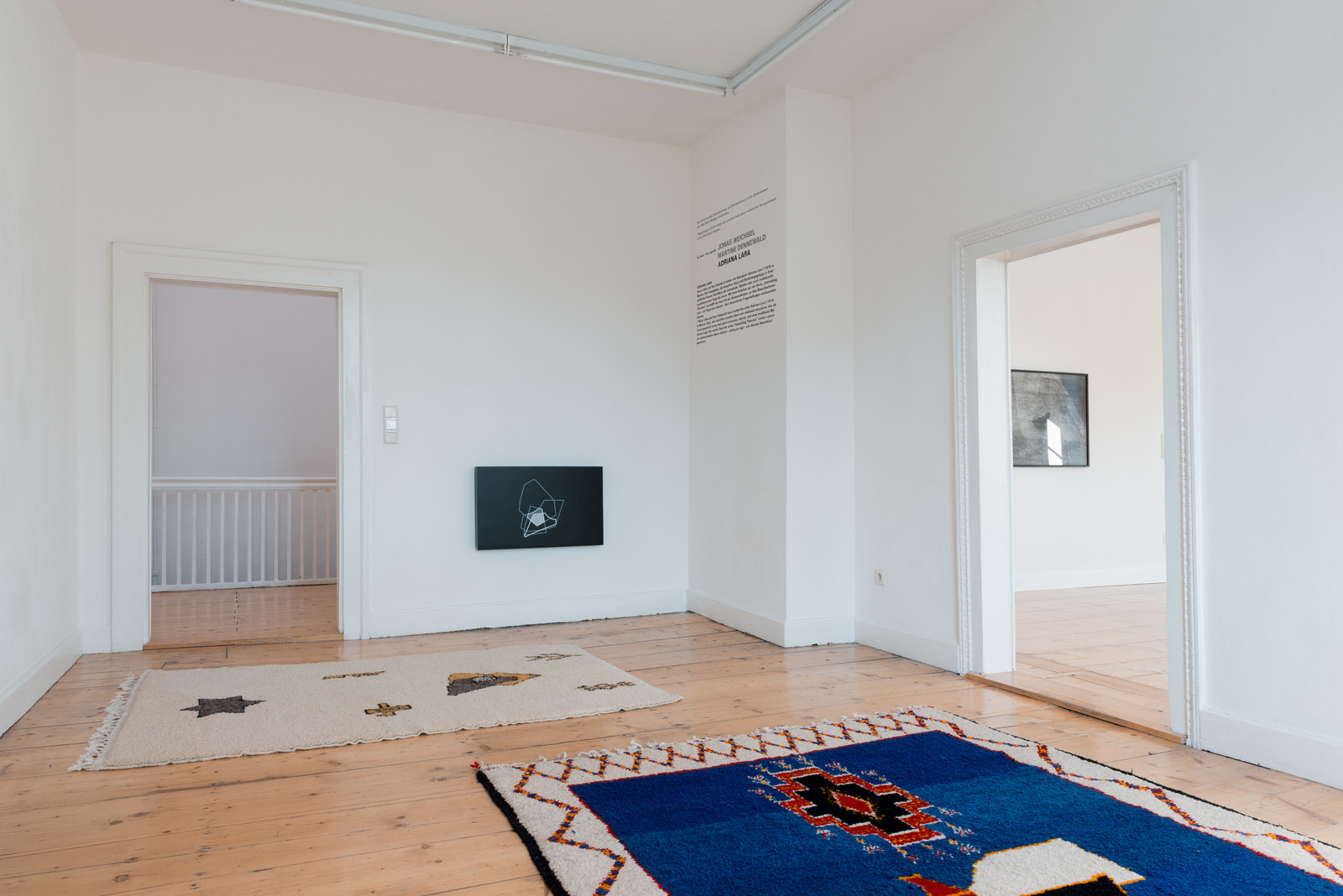 Klara Liden and Karl Holmqvist at Kunstverein Braunschweig (guest room Adriana Lara)_05