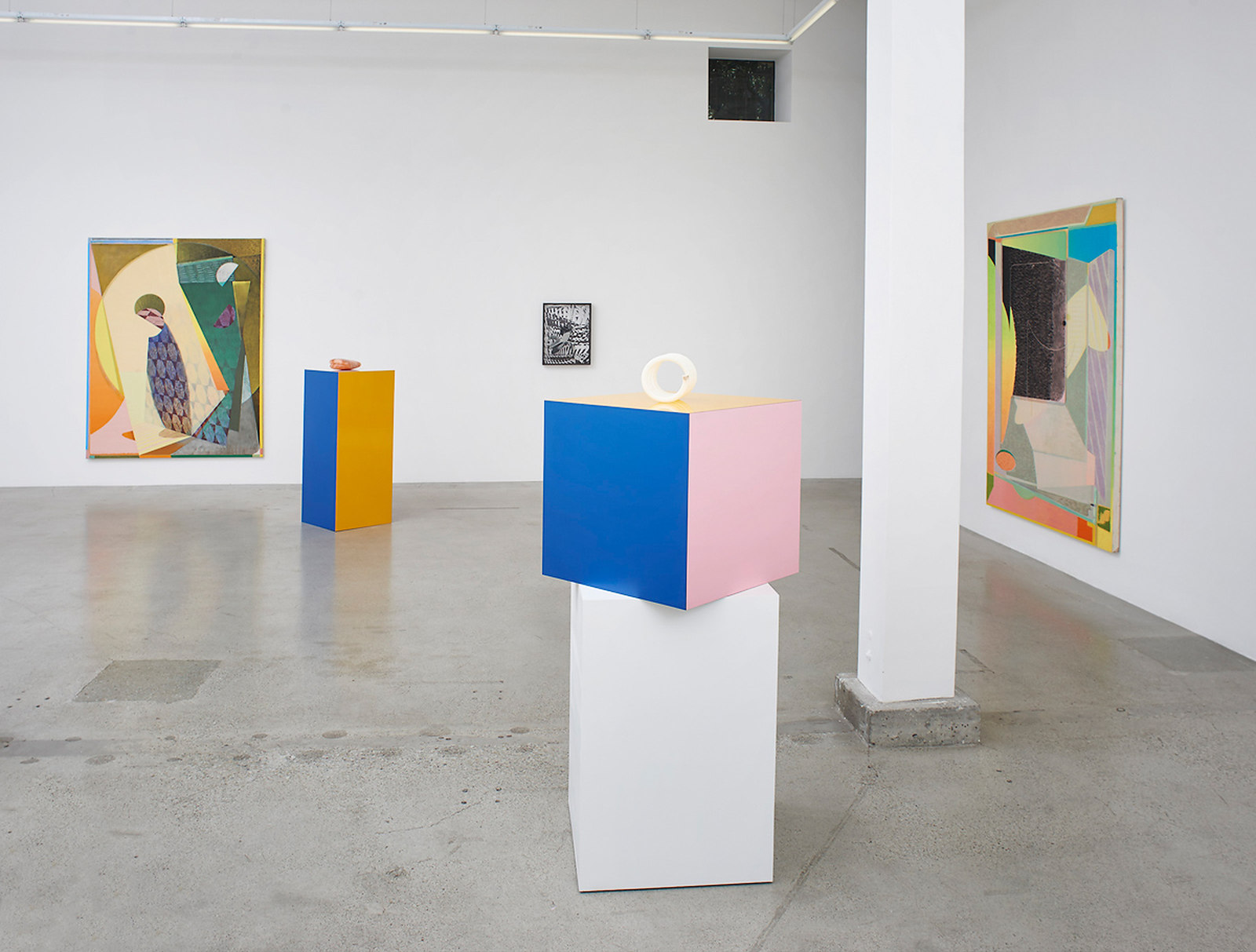 An Uncanny Order, 2016_Jessica Silverman Gallery_installation view_PRS 1