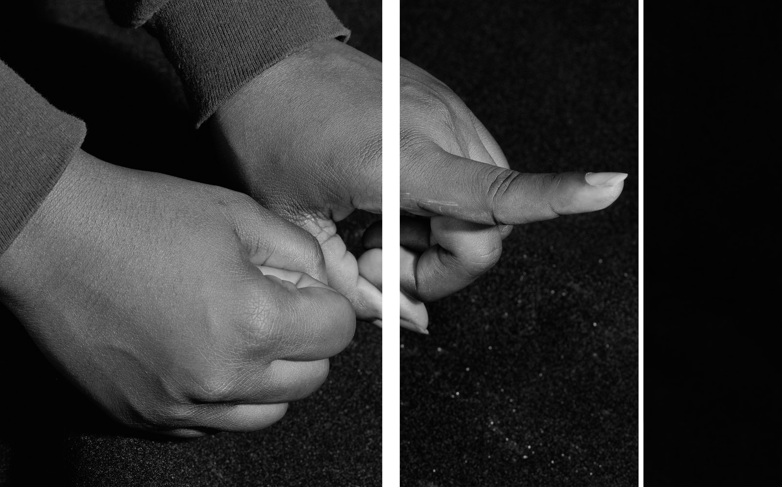 CC_Sara_Cwynar_Hands (Re-enactment) - Diptych