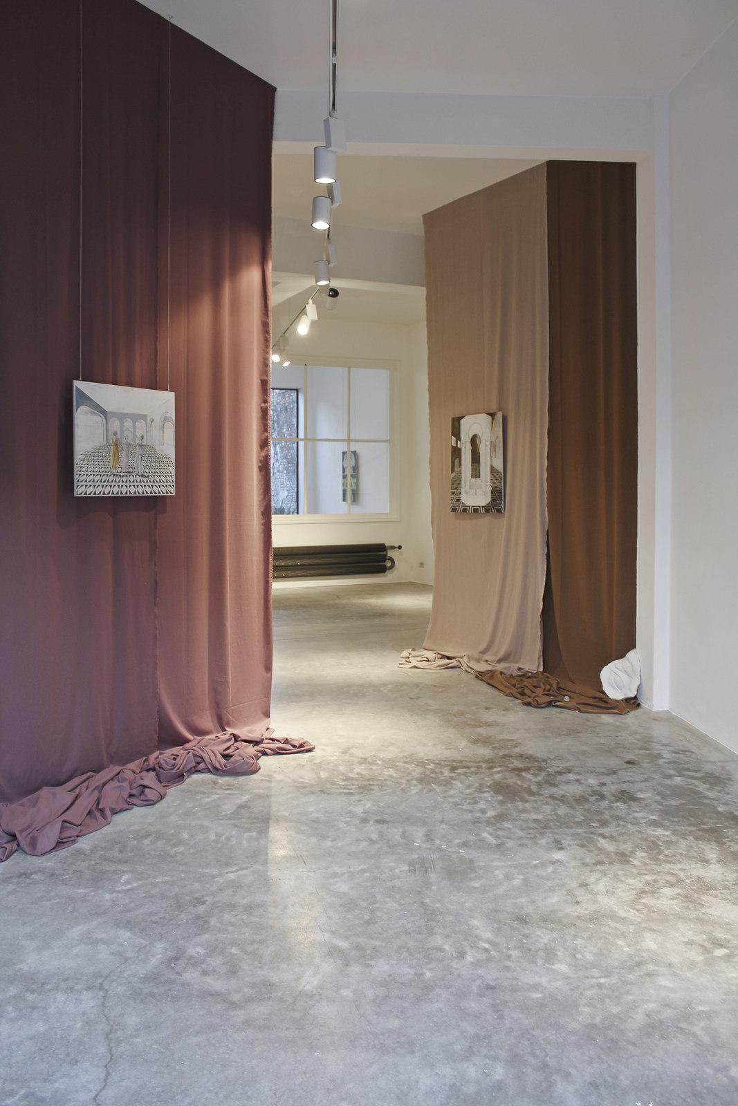 Federico Acal & Liesbeth Doms at DMW Art Space 01