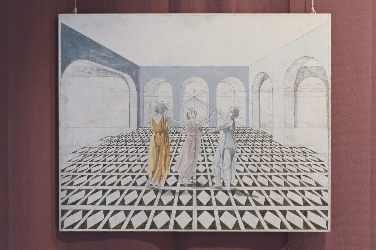 Federico Acal & Liesbeth Doms at DMW Art Space 07