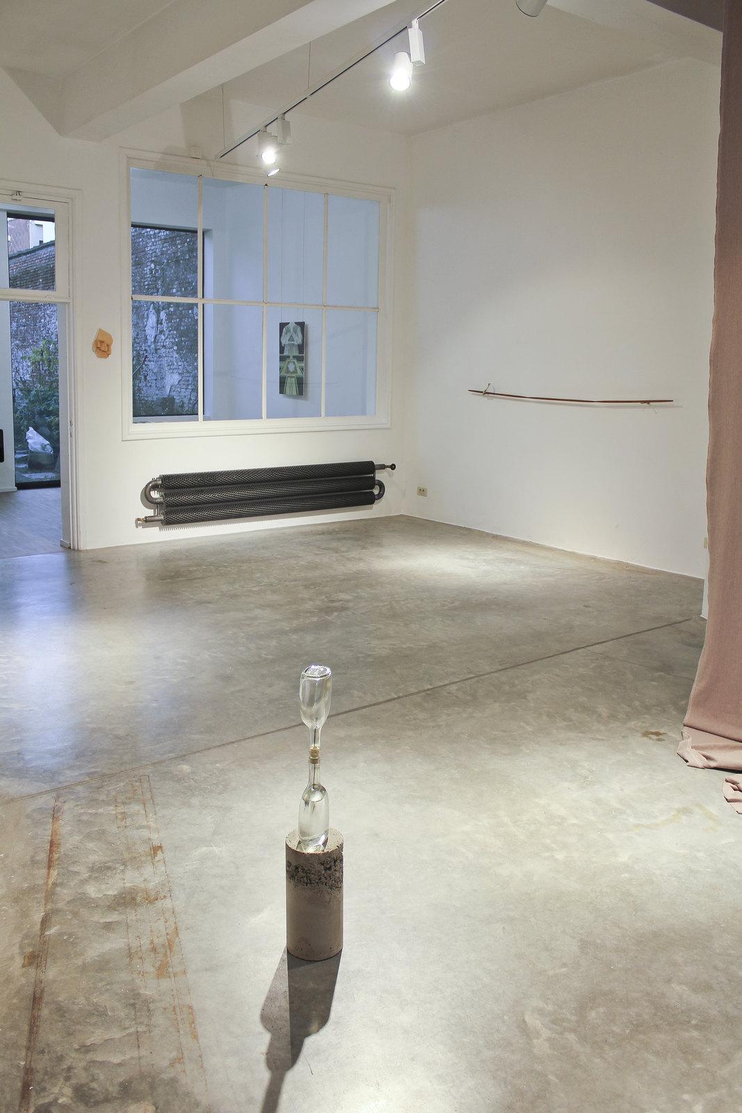 Federico Acal & Liesbeth Doms at DMW Art Space 14
