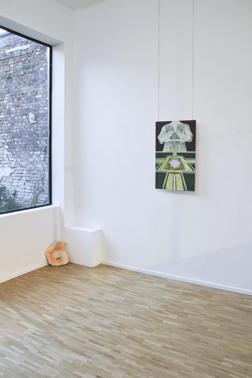 Federico Acal & Liesbeth Doms at DMW Art Space 24