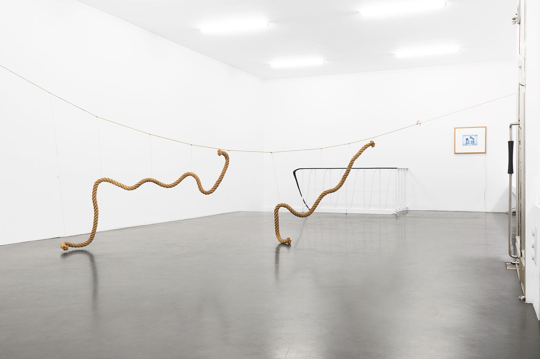Ger van Elk_Installation View_1_Markus Luettgen Gallery