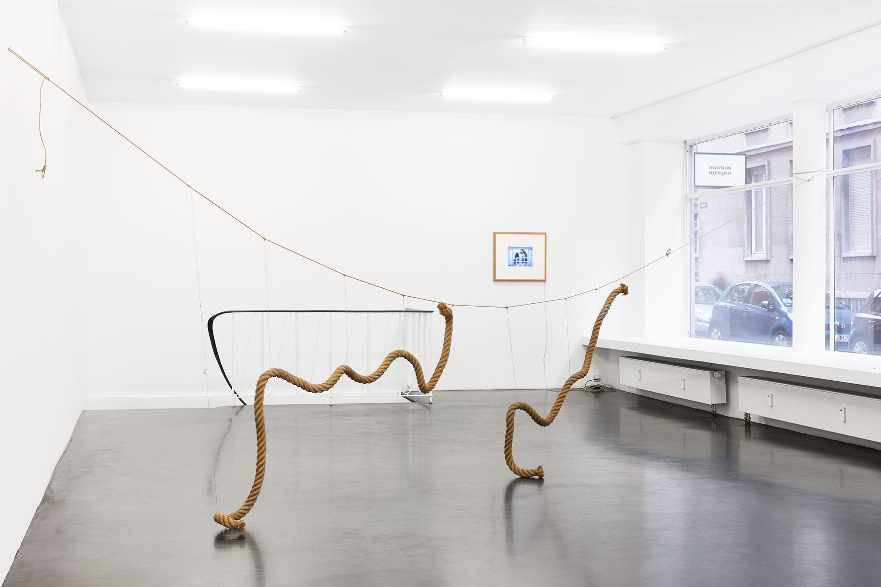 Ger van Elk_Installation View_2_Markus Luettgen Gallery
