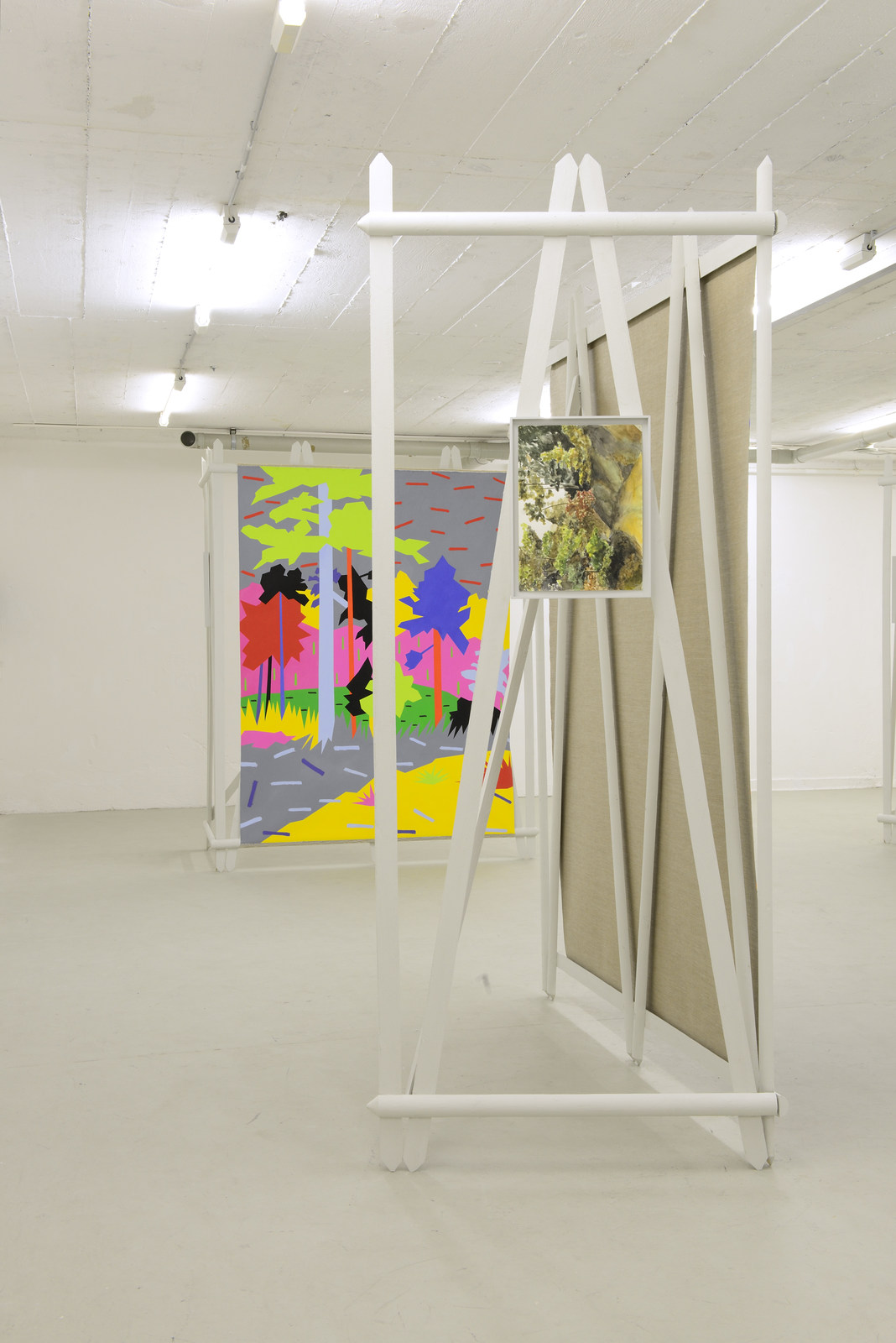 Leen Voet, Kunstbunker 1