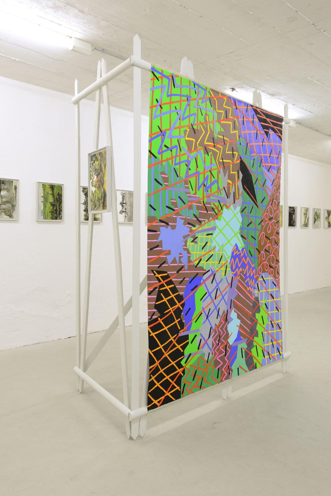 Leen Voet at Kunstbunker Forum für Zeitgenössische Kunst