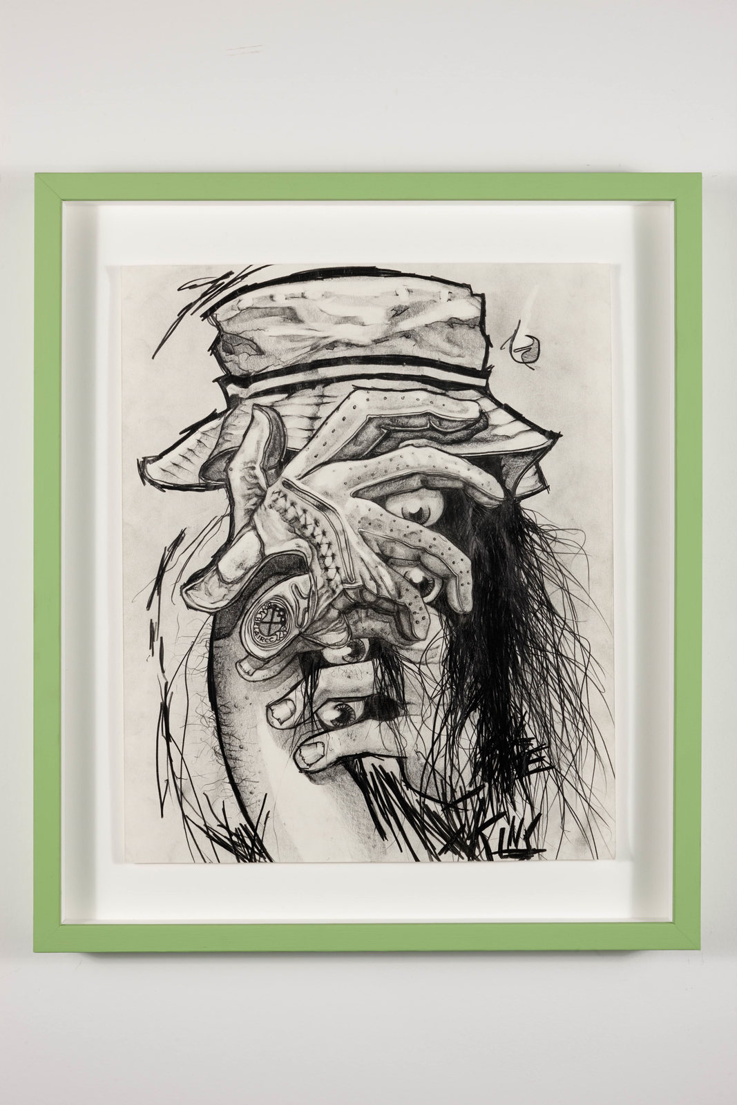 Louis Eisner - Foreskin, 2016
