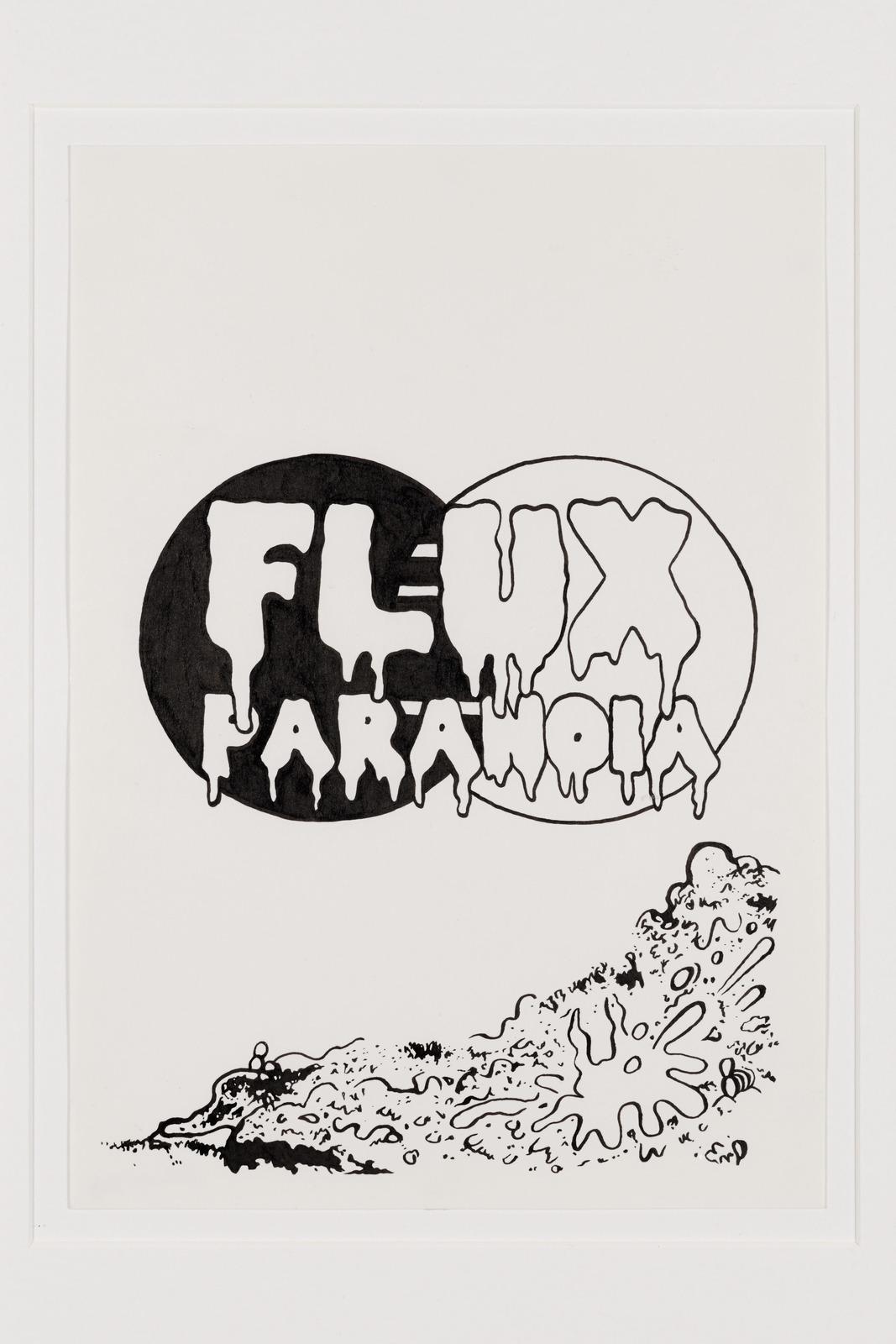 Yoan Mudry - Flux Paranoia, 2016