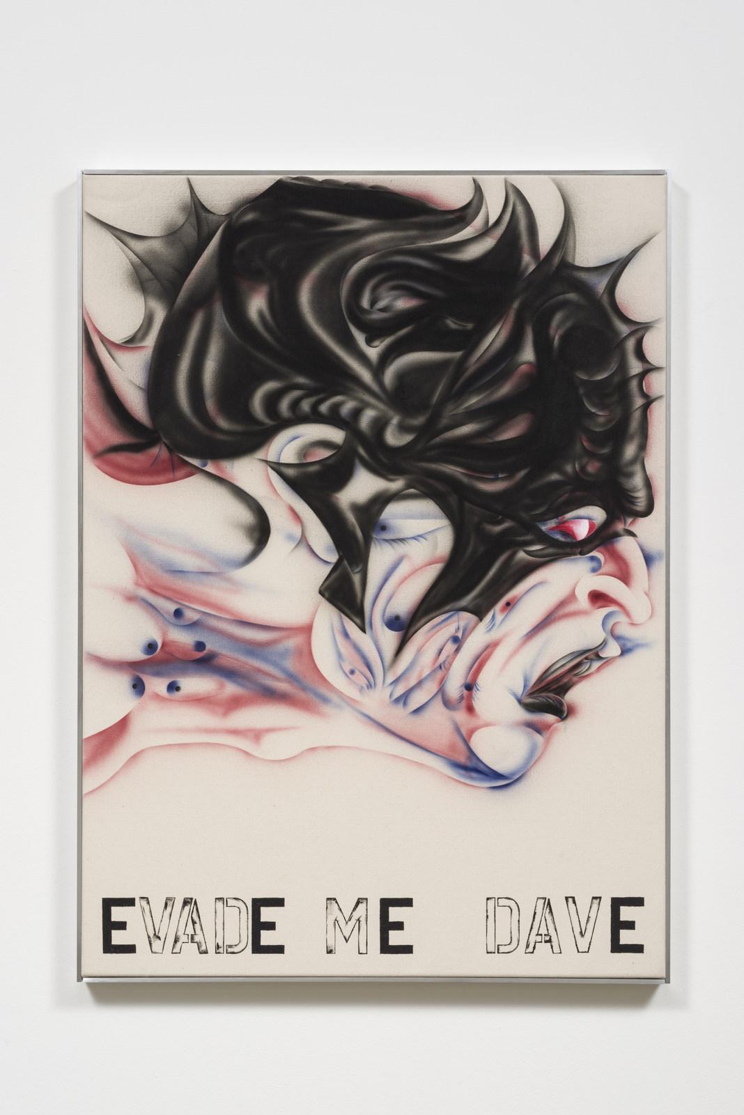Zoe Barcza, Evade Me Dave, 2016
