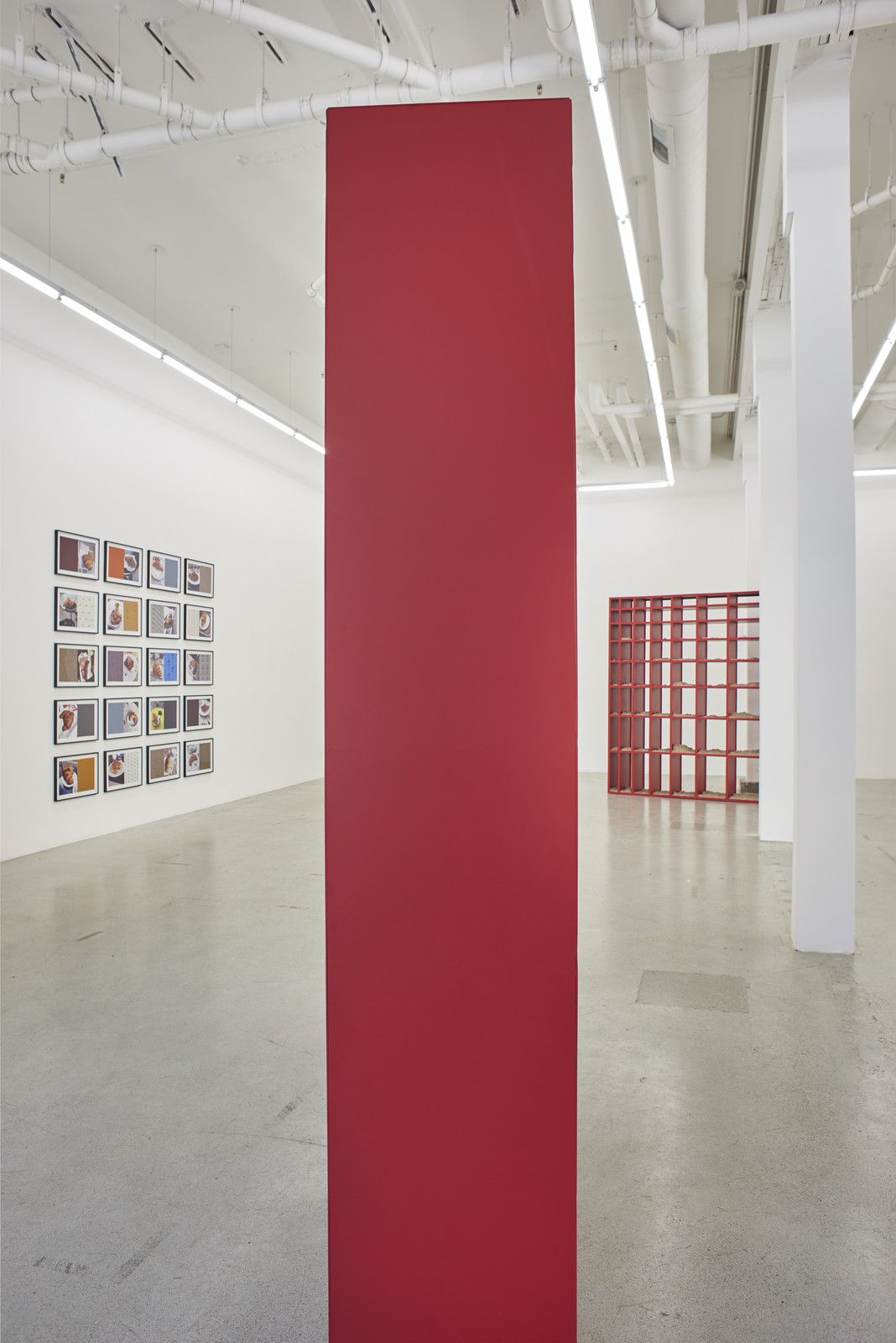 Wermers_Grundstück, 2017_Jessica Silverman Gallery_installation view_020
