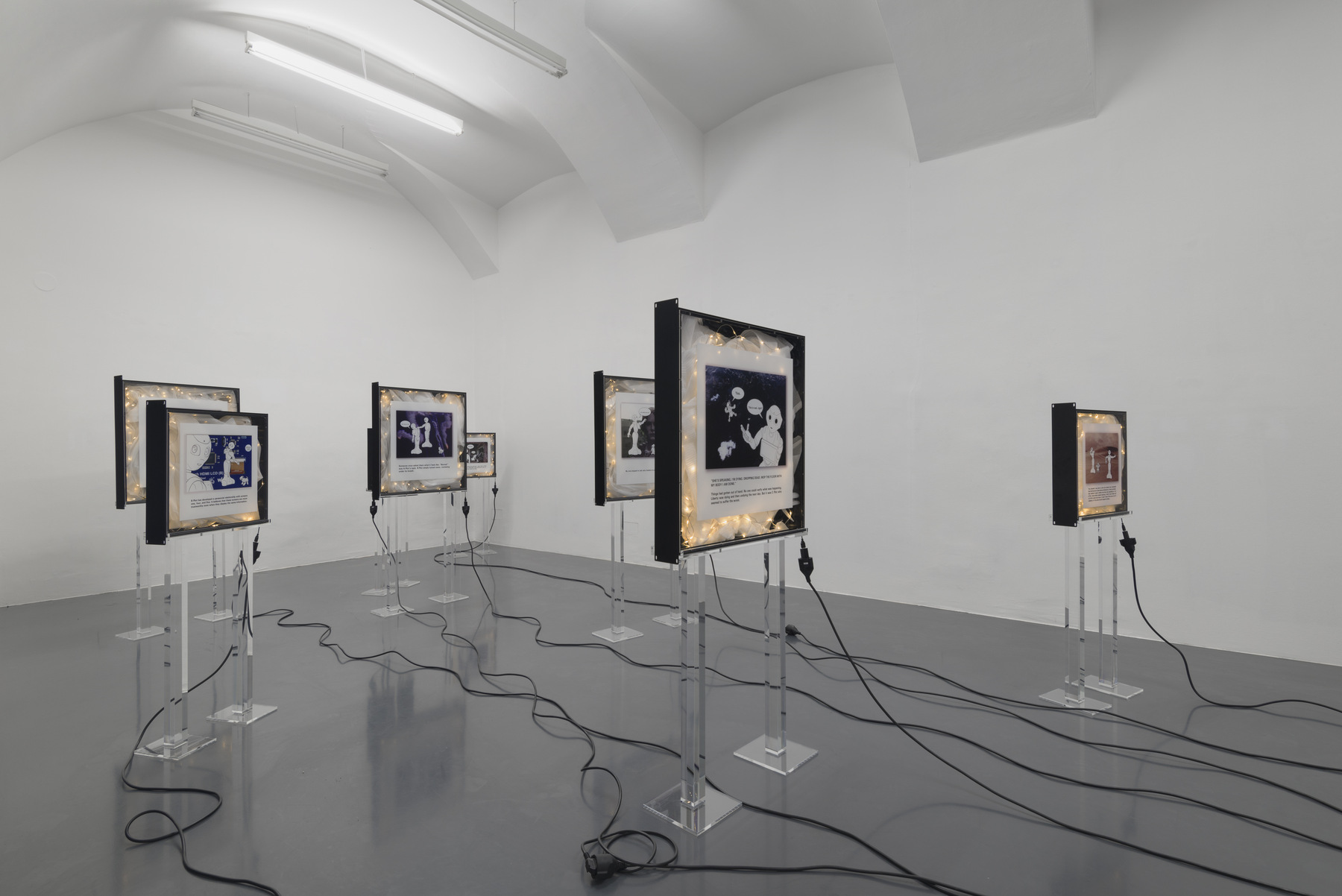 12_Cécile B. Evans_Galerie Emanuel Layr Vienna